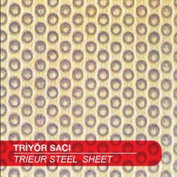 Trieur Perforated Sheets