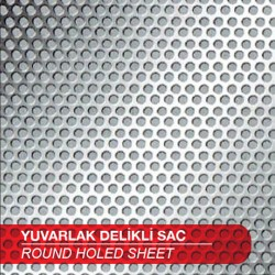 Round Perforated Sheets