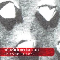 Törpülü Delikli Saclar