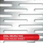 Oval Delikli Saclar